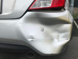 should I report my minor car accident? NJ