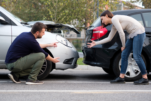 Three Types of Property Damage You Can Claim After a Car Accident